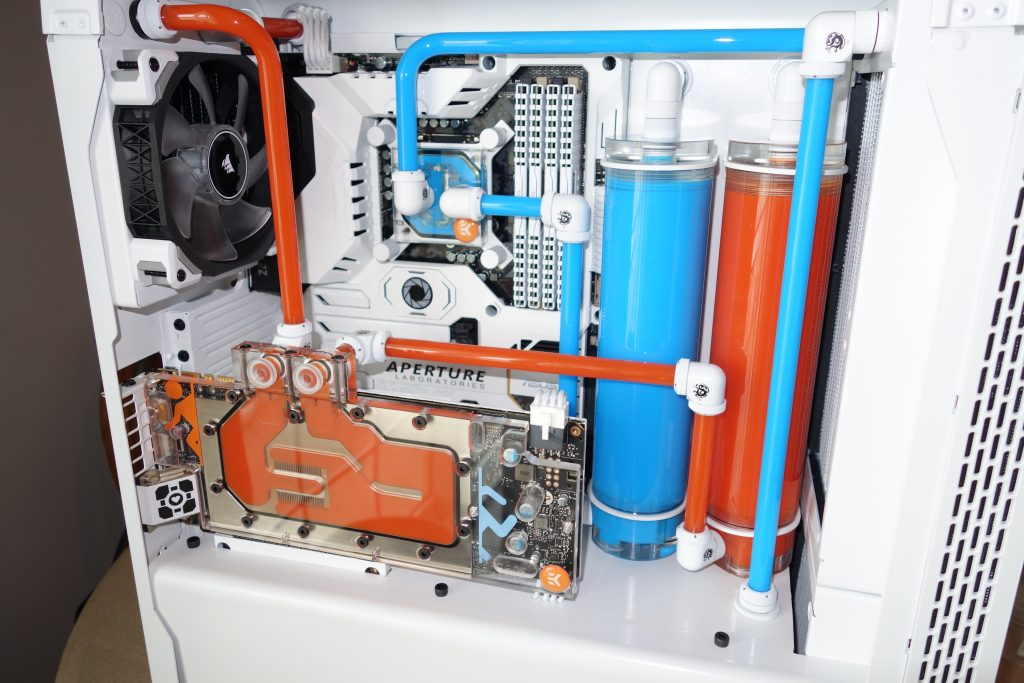 Portal Theme Watercooled Build